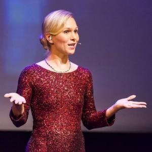Award-Moderatorin Ilka Groenewold