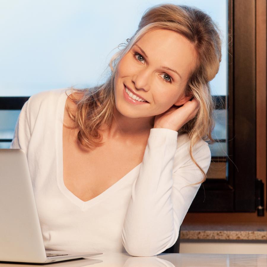 Moderatorin Ilka Groenewold aus Hamburg