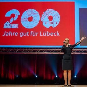 Eventmoderatorin Ilka Groenewold aus Hamburg