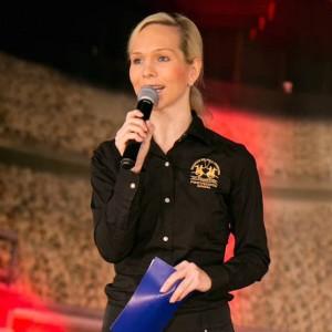 Ilka Groenewold beim Event rund um Digitalisierung in Köln