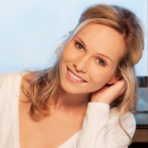 TV-Moderatorin Ilka Groenewold aus Hamburg.