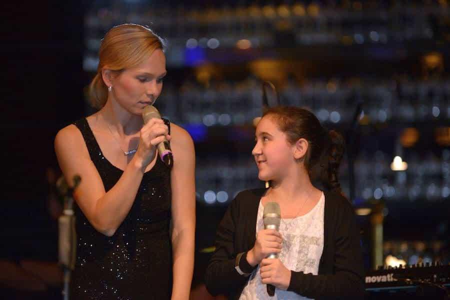 Kinderevent Moderatorin Ilka Groenewold