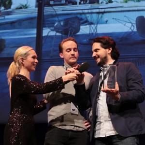 Moderator für Industrie 4.0 und Digitalisierung beim animago Award in München