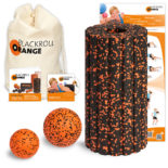 Faszientraining mit Ilka Groenewold, Blackroll-orange