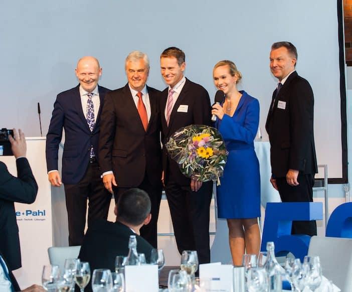 Abschlussfoto der Veranstaltung rund um Digitalisierung in Hamburg