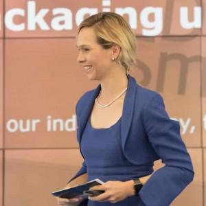 Event Moderation mit Ilka Groenewold