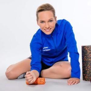 Sportevent Moderation mit Ilka