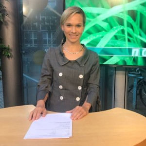 Hamburger TV-Moderatorin Ilka Groenewold