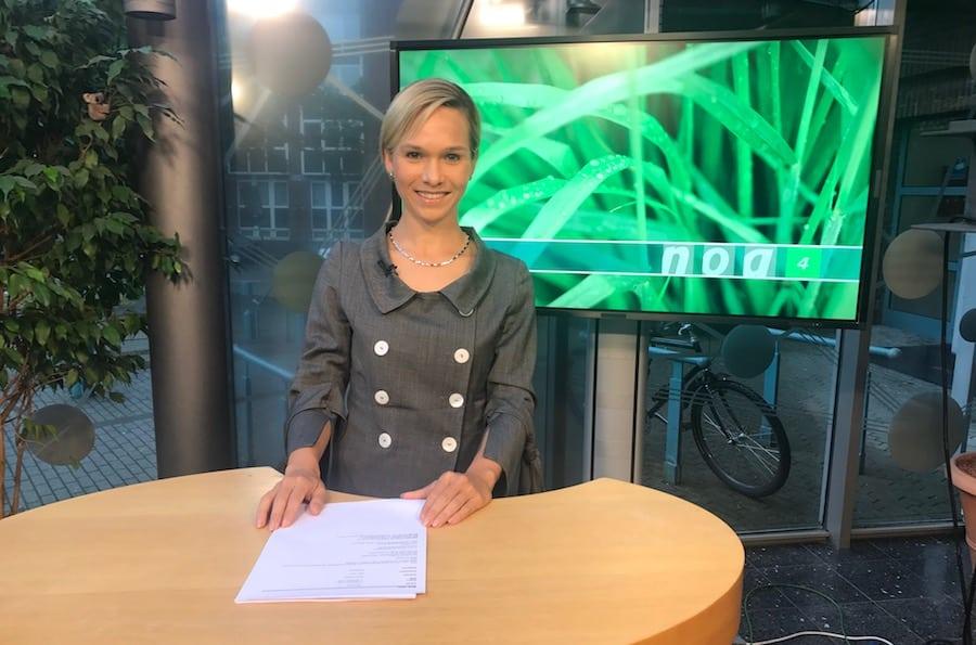 Hamburger TV-Moderatorin Ilka Groenewold