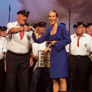 Ilka Groenewold moderiert 50 Jahre Containerschifffahrt