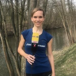 TV-Moderatorin Ilka Groenewold aus Hamburg