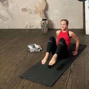 Fitnessexpertin und Moderatorin Ilka Groenewold