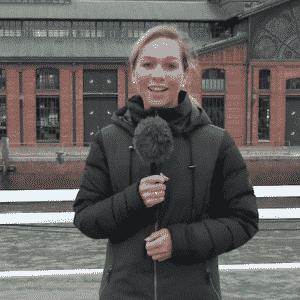"TV-Moderatorin von ""Nachbarn on Air"" Ilka Groenewold"