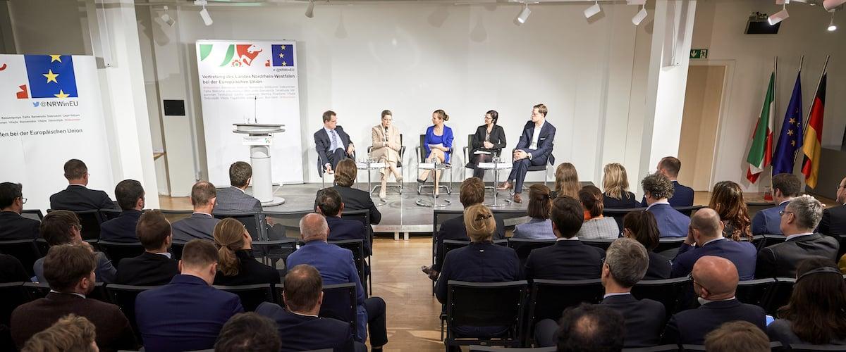 Herausforderungen der Digitalisierung Podiusdiskussion